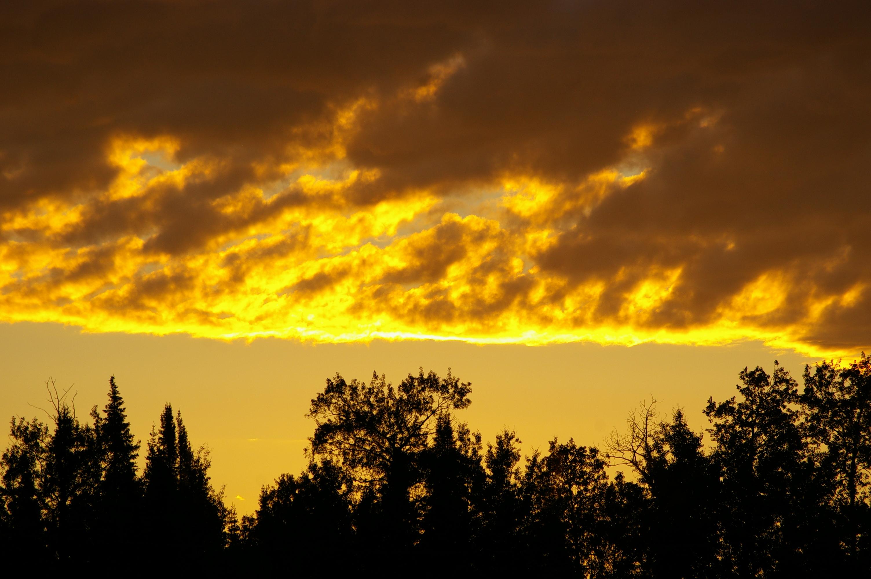 Sandy Lake sunrise 2010