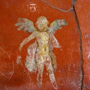 Pompeii Cherub