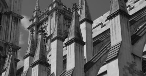 Westminster steeples
