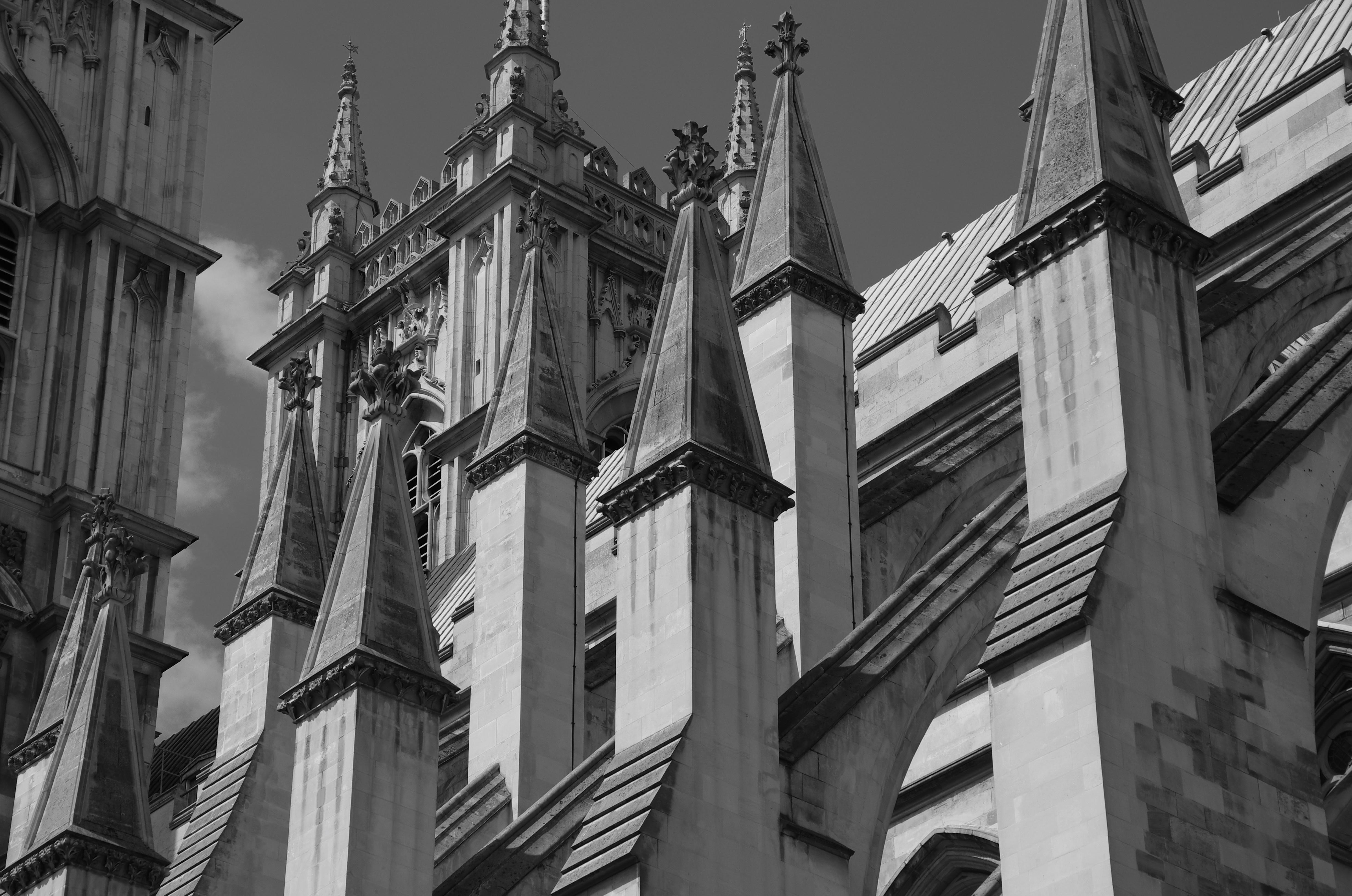 Westminster steeples